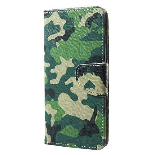 jbTec® Schutzhülle Case #M73 Mehrfarbig zu Huawei P Smart Plus / P20 / Lite/Pro/Plus - Handy-Hülle Cover Handyhülle, Motiv/Muster:Camouflage, Modell:Huawei P20 Pro/Plus