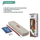 ELKO EL-320 ELKOMETER Deluxe Mercurial Sphygmomanometer/Mercurial Blood Pressure Monitor