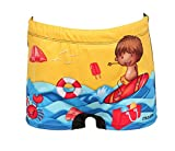 #9: Mitushi Products Boy's Swim Shorts SAILOR (7-8 Years)