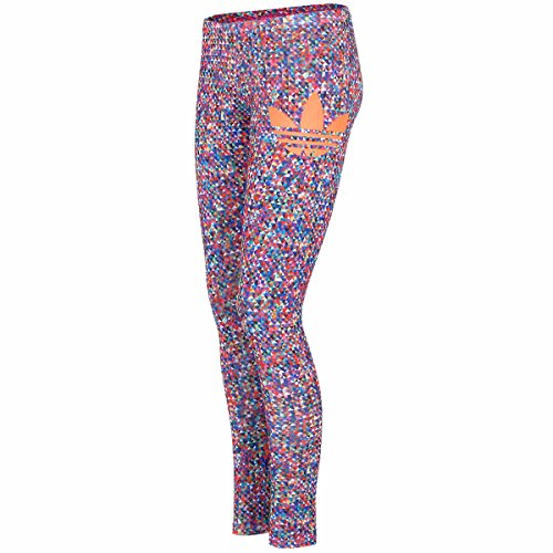 adidas Leggings Fitness Tights ZX Flux multicolor Gr.32 (XS)