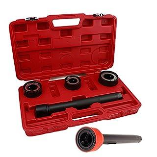 Hengda® Spurstangengelenk Werkzeug Axialgelenk Spurstangen Schlüssel Abzieher Set 30-35 35-40 40-45mm 3tlg