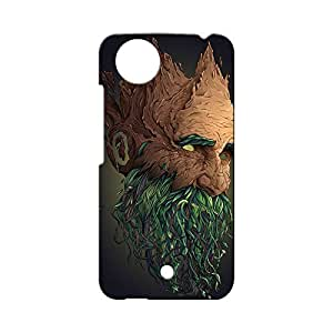 G-STAR Designer Printed Back case cover for Micromax A1 (AQ4502) - G1655