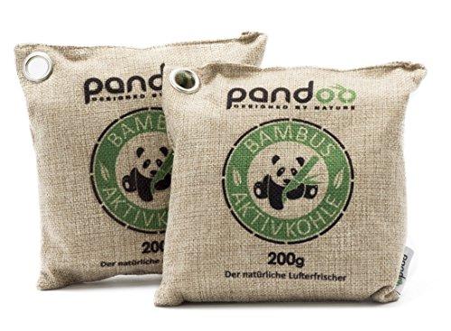 Bambus Aktivkohle Lufterfrischer