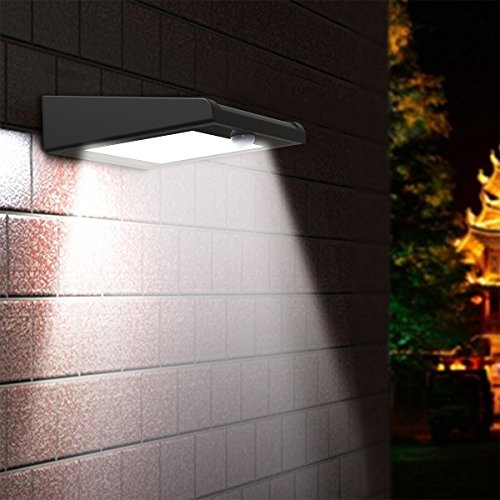 Upgraded version30 led solar lightholan solar powered security updated version30 led solar light holan waterproof solar aloadofball