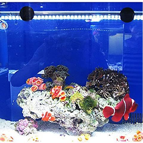 39 cm de bajo consumo Superbright LED de Acuario de luz fishbowl bucear iluminada (Color surtidos), red