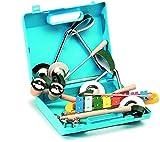 Gitre 4002 Fingercymbeln (Paar mit 5 weiteren Rhythmical und Percussion-Instrumente, Tragetasche, Mini-Set