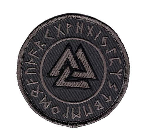 Titan One Europe Tactical Gray Viking Valknut Rune