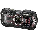 Ricoh WG-30 Tough Waterproof Camera - Ebony Black (16MP)
