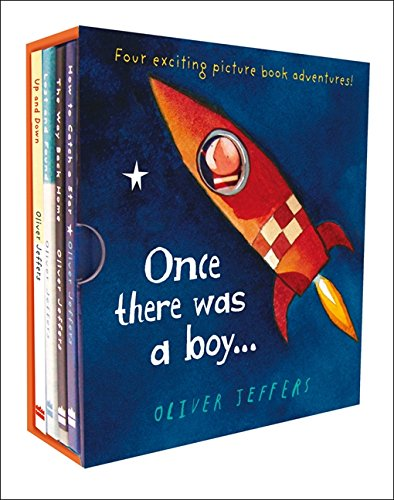 Once there was a boy…: Boxed set por Oliver Jeffers