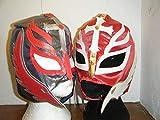 WRESTLING 2 x Rey Mysterio Maschere - Colori Possono Variare