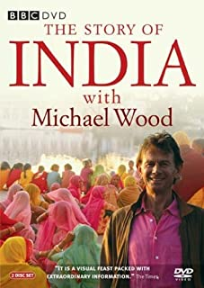 The Story of India with Michael Wood: Complete BBC Series [DVD] (B000VA3IZI) | Amazon price tracker / tracking, Amazon price history charts, Amazon price watches, Amazon price drop alerts