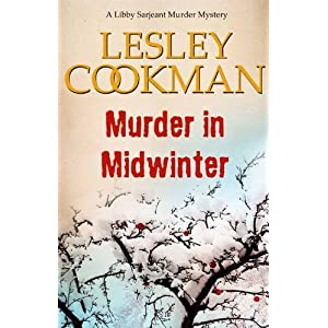 Murder in Midwinter - A Libby Sarjeant Murder Mystery #3