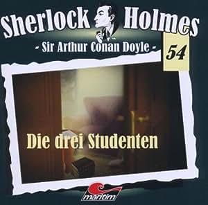Sherlock Holmes 54 - Die drei Studenten