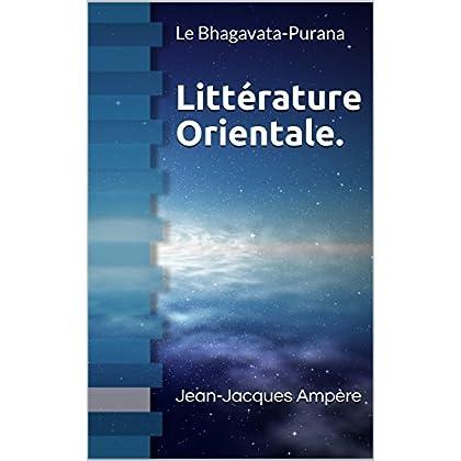 Littérature Orientale.: Le Bhagavata-Purana