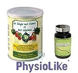 Pack minceur - Soupe aux choux et aux légumes hyperprotéinée + EFFIMINCIL - cure minceur express 10 jours - Laboratoire Ineldea - Exculsivité Physiolike - Minceur et contrôle du poids