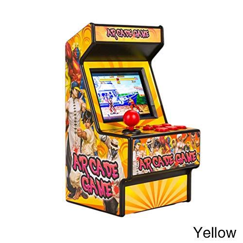 Retro Spielkonsole Mini Handheld Arcade Classic Game Player 16-Bit-Konsole New Street Fighter Hause Arcade Tragbare Videospielkonsole Vergnügungen Spiel Replik Familie Kinder Spielzeug Geschenk