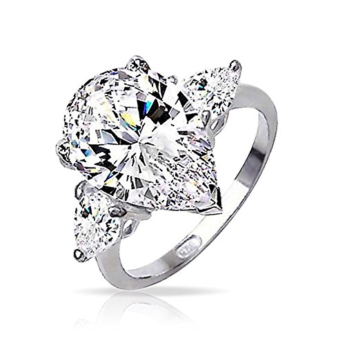 Details about  /Beautiful Handcrafted 925 Sterling Silver 1.5 Ctw Cubic Zirconia Ring
