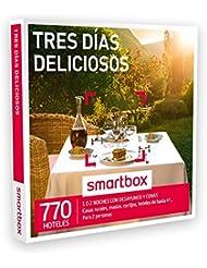 SMARTBOX - Caja Regalo - TRES DÍAS DELICIOSOS - 770 casas rurales, cortijos, hoteles de hasta 4*… en España, Portugal y Francia