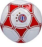 FC Bayern München Mini-Ball rot-weiß