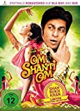 Om Shanti Om  (Shah Rukh Khan Signature Collection) (limitiert) (+ DVD) [Blu-ray]