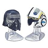 Star Wars: The Force Weckt schwarz Serie Druckguss Kylo Ren & Poe Dameron (Rebsorte)