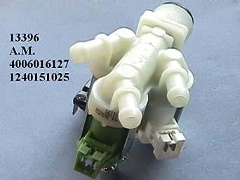 ELECTROLUX - ELECTROVANNE 3 VOIES 180° EQUIPEE DE 2 - 13396