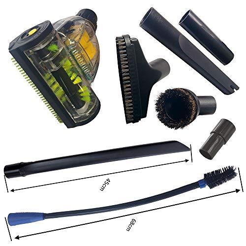 Dyson Reinigungsset für Staubsauger und Staubsauger von Dyson, für Fugendüse, Polsterwerkzeug