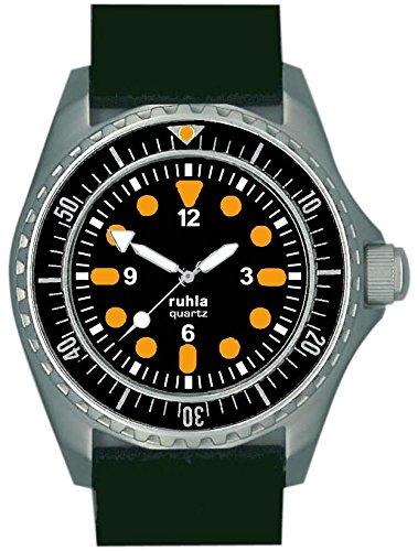 Garde' Ruhla Uhren aus Ruhla RUHLA NVA Kampfschwimmeruhr limitiert 65-52