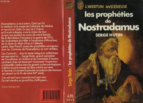 Les propheties de nostradamus **** par From J'AI LU