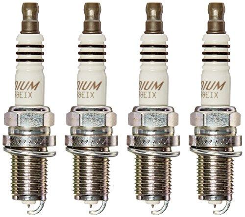 NGK Iridium IX accensione Part NO. BKR8EIX stock: No. 2668-4confezione