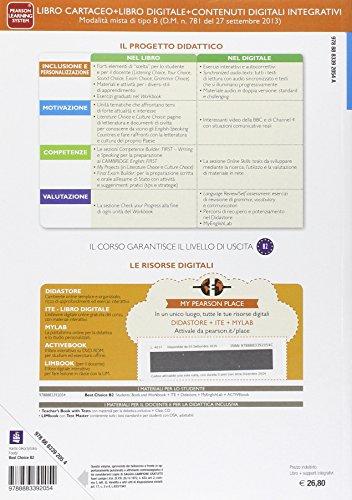 Best choice. B2. Ediz. mylab. Per le Scuole superiori. Con e-book. Con 2 espansioni online