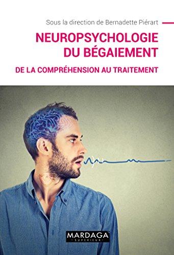 Neuropsychologie du bégaiement par Collectif