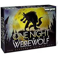 One Night Ultimate Werewolf Board Game - Bezier Games