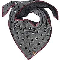Dreieckstuch/Halstuch / Schal XL Stellaris grau von Cherry&Magnolia