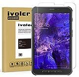 iVoler Verre Trempé Compatible avec Samsung Galaxy Tab Active 8.0 T365, Film Protection en Verre trempé écran Protecteur Vitre