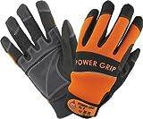 POWER GRIP Sicherheitshandschuhe schwarz/orange - Neoprene - Größe: 9