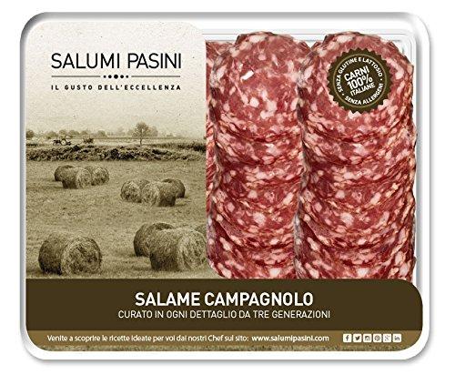Salumi pasini salame campagnolo i classici - 90 gr