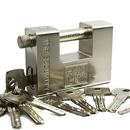 hsr-10-keys-super-heavy-duty-padlock-lock-for-garage-warehouse-shipping-container