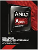 AMD FM2 A8-7650K Processore 3,3GHz Box, Nero