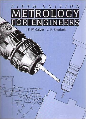 Metrology for Engineers