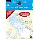 Sportbootkarte Satz 07: Venedig - Rijeka - sibenik - Drvenik V. DVD-ROM 2016: Adria 1