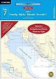 Software - Sportbootkarte Satz 07: Venedig - Rijeka - sibenik - Drvenik V. DVD-ROM 2016: Adria 1