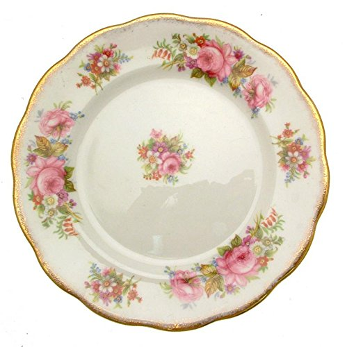 Royal Albert Chatsworth Teller 16 cms Rosen Muster Albert Muster