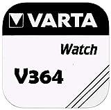 VARTA KNOPFZELLEN 364 SR621SW (1 Stück, V364)