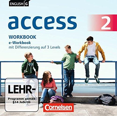 Bd.2 : 6. Schuljahr, e-Workbook auf CD-ROMmit Differenzierung auf 3 Levels