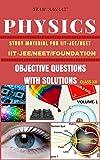 OBJECTIVE PHYSICS CLASS 12 VOLUME-1