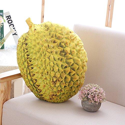 Yancyong Frucht Kissen Kissen Kissen, Durian, Siehe Bild Details