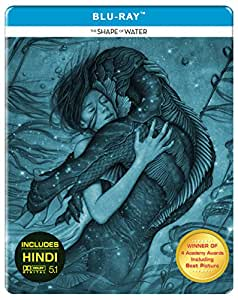 The Shape of Water (Steelbook)