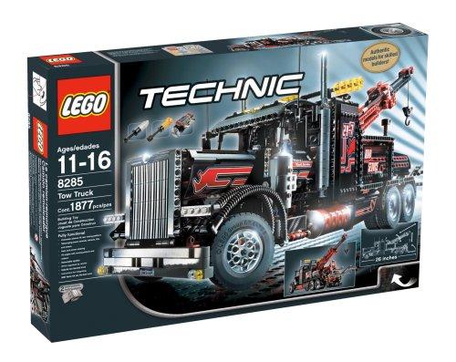 LEGO-Technic-Tow-Truck