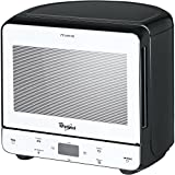 Whirlpool MAX 35 WBL Microwave Oven with Auto Steam Function, 13 Litre, Black